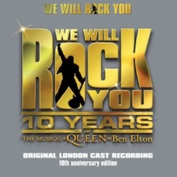 Freddie Mercury And The Cast Of 'We Will Rock You' Innuendo (2012 Remastered Version)