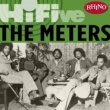 The Meters Rhino Hi-Five:  The Meters