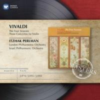 Itzhak Perlman/Israel Philharmonic Orchestra Concerto in A Major, RV. 347: III - Allegro