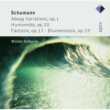 Michel Dalberto Schumann : 'Abegg' Variations, Humoreske, Fantasie & Blumenstück  -  Apex