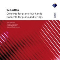 Victoria Postnikova Schnittke : Concerto for Piano and Strings