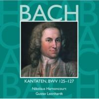 """Gustav Leonhardt Cantata No.127 Herr Jesu Christ, wahr' Mensch und Gott BWV127 : I Chorus - """"Herr Jesu Christ, wahr' Mensch und Gott"""" [Choir]"""