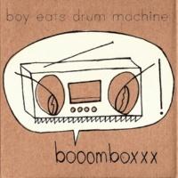 Boy Eats Drum Machine Planets + Stars