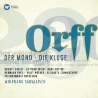 Marcel Cordes/Philharmonia Orchestra/Wolfgang Sawallisch Die Kluge (1998 Remastered Version), Scene 9: So also so, so was gemint! (König)