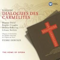"""Pierre Dervaux Dialogues des Carmélites, FP 159, Act 2: """"Qui Lazarum resuscitasti a monumento foetidum"""" (Constance, Blanche)"""