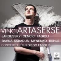 """Diego Fasolis Artaserse, Act 3: """"Ardito ti renda"""" (Megabise)"""