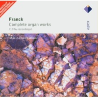 Marie-Claire Alain Franck : 3 Chorales : No.1 in E major