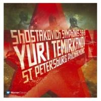 Yuri Temirkanov Shostakovich : Symphony No.6 in B minor Op.54 : II Allegro