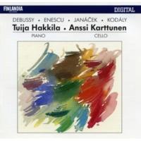 Anssi Karttunen and Tuija Hakkila Cello Sonata No.2 in C major Op.26 No.2 : IV Final à la Roumaine. Allegro sciolto