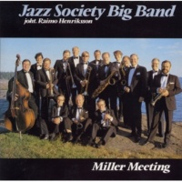 Jazz Society Big Band Serenade in Blue