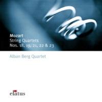 Alban Berg Quartett String Quartet No.18 in A major K464 : III Andante