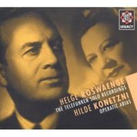 """Helge Roswaenge Verdi : La traviata : Act 2 """"Lunge da Lei... de' miei bollenti spieti"""" [Alfredo] - sung in German"""