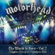 Motörhead The World Is Ours, Vol. 2 - Anyplace Crazy As Anywhere Else (Live)