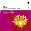 Maria-João Pires, Armin Jordan & Lausanne Chamber Orchestra Mozart : Piano Concertos Nos 20 & 27  -  Apex