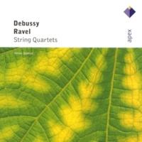 Keller Quartett Debussy : String Quartet in G minor Op.10 : IV Très modéré