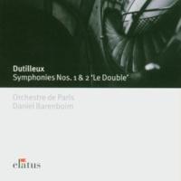 Daniel Barenboim Dutilleux : Symphony No.2 'Le double' : III Allegro fuocoso