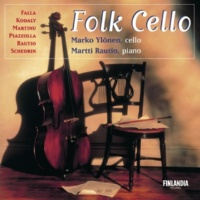 Marko Ylönen Variations about a Slovakian Theme : Variation I
