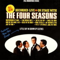 Frankie Valli & The Four Seasons Just In Time  (Live)