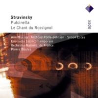 Pierre Boulez Stravinsky : Le Chant du Rossignol : I Marche Chinoise