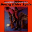 Roland Hanna Roland Hanna Play Harold Rome's 'Destry Rides Again'