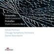 Daniel Barenboim Stravinsky : Violin Concerto in D major : IV Capriccio