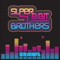 Super 8 Bit Brothers Cyber Space Sirens / Computer Casanovas