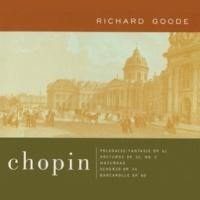 Richard Goode Mazurkas: B-Flat Major, Op. 17, No. 1