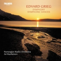 Norwegian Radio Orchestra Symphonic Dances Op.64 : II Allegretto grazioso