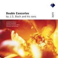 Gustav Leonhardt Bach, CPE : Double Concerto in E flat major H479 : I Allegro di molto