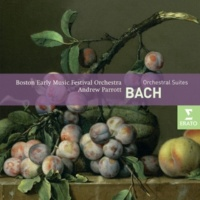 Boston Early Music Festival Orchestra/Andrew Parrott 4 Orchestral Suites BWV1066-9, Suite No.4 in D major, BWV1069 (3 oboes, 3 trumpets, strings and timpani): Réjouissance
