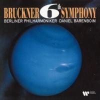 Daniel Barenboim & Berlin Philharmonic Orchestra Bruckner : Symphony No.6 in A major : II Adagio - Sehr feierlich