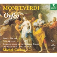 "Michel Corboz Monteverdi : Orfeo : Act 5 ""Vanne, Orfeo, felice appieno"" Moresca [Chorus]"