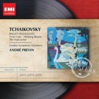 André Previn The Nutcracker - Ballet, Op. 71, Act 2: No. 12 - Divertissement: II. Coffee (Arabian Dance)
