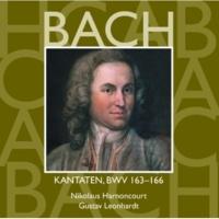 "Gustav Leonhardt Cantata No.165 O heilges Geist- und Wasserbad BWV165 : I Aria - ""O heilges Geist- und Wasserbad"" [Boy Soprano]"