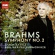 Sir Simon Rattle Symphony No. 2 in D Major, Op. 73: IV. Allegro con spirito