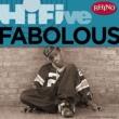 Fabolous Rhino Hi-Five: Fabolous