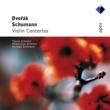Thomas Zehetmair, Christoph Eschenbach & Philharmonia Orchestra Dvorak & Schumann : Violin Concertos  -  Apex
