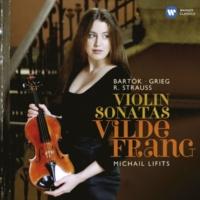 Vilde Frang/Michail Lifits Sonata for solo violin: IV. Presto