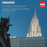 Wayne Marshall A Gershwin Songbook: improvisations on songs by George Gershwin: They can't take that away from us (Shall we dance?)