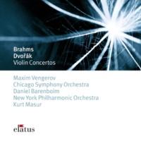 Maxim Vengerov Violin Concerto in D major Op.77 : II Adagio
