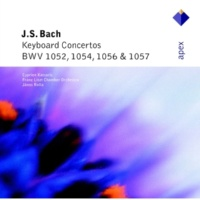 Cyprien Katsaris Bach, JS : Keyboard Concerto No.6 in F major BWV1057 : I