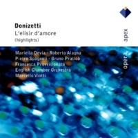 "Marcello Viotti L'elisir d'amore : Act 2 ""Alto! Fronte!"" [Belcore, Adina, Dulcamara, Nemorino, Giannetta, Chorus]"