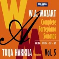 Tuija Hakkila Sonata in D major K284 : I Allegro