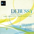 Various Artists Debussy: La mer; Images for Orchestra; Trois Nocturnes; Jeux etc