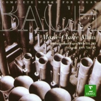 Marie-Claire Alain Bach, JS : Chorale Prelude BWV724 : Gottes Sohn ist kommen