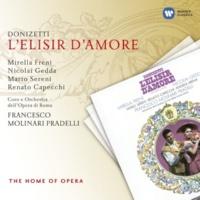 Nicolai Gedda/Orchestra del Teatro dell'Opera, Roma/Francesco Molinari Pradelli L'Elisir d'amore, 'Elixir of Love' (1988 Remastered Version), Act I: Quanto è bella
