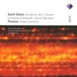 Jean Martinon & Orchestre National de lO.R.T.F. Saint-Saëns : Symphony No.3 & Poulenc : Organ Concerto  -  Apex