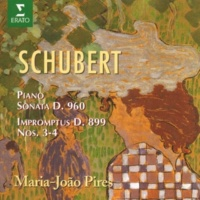 Maria João Pires Piano Sonata No.21 in B-Flat Major, D. 960: I. Molto moderato