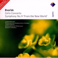 Edouard Lindenberg Dvorák : Symphony No.9 in E minor Op.95, 'From the New World' : II Largo