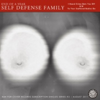 End Of A Year Self Defense Family I Heard Crime Gets You Off